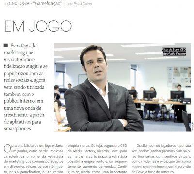 Ricardo Bove - Gamificação